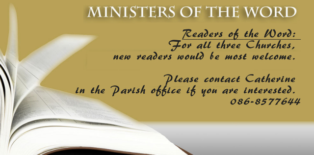 Ministers of the Word Needed