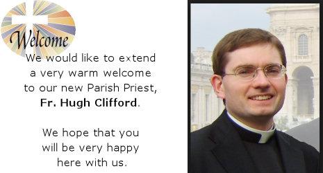 Fr Hugh Clifford PP